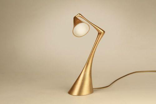 Freeze lamp de Ricardo Saint-Clair / Studio Dialogo Design.