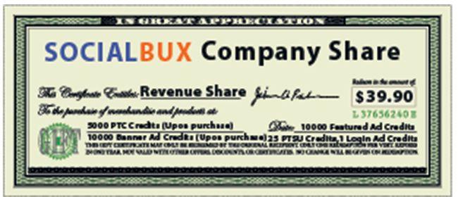 SocialBux - 7 ways of earning,email marketing,advertisemen