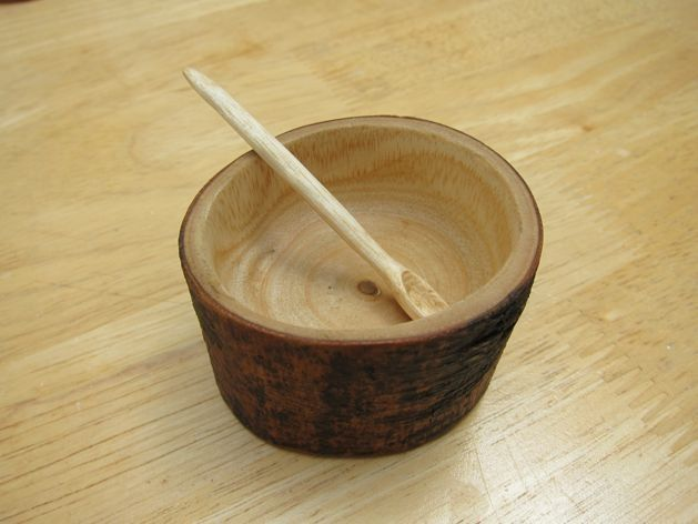 HOW to make a wood bowl...from start to finish...EVEN THE FINISHING COAT!
