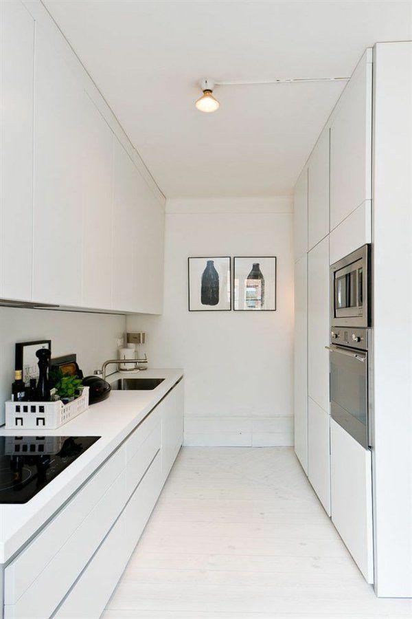 Die besten 25+ Minimalistische kleine küchen Ideen auf Pinterest