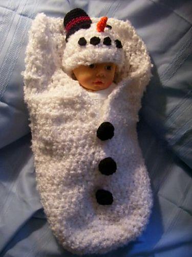 Crochet Snowman Baby Cocoon Pattern : 1000+ ideas about Baby Cocoon Pattern on Pinterest Baby ...