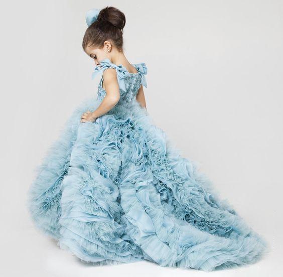 Princess Dress | Шикарное платье для маленькой принцессы — Купить, заказать, платье, бал, бальное платье, вискоза, шелк, еврофатин, кружево, принцесса, ручная работа