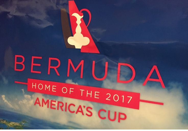 Check out this feature about the America's Cup in Bermuda, via Crave