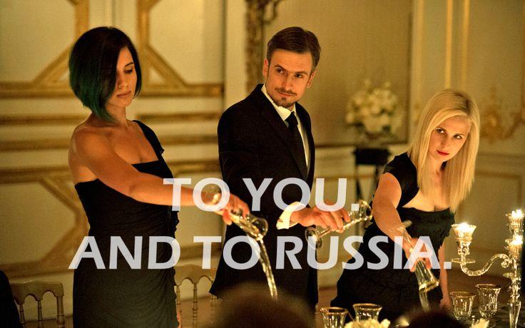Două producții cinematografice tari care-i dau m*uie lui Putin