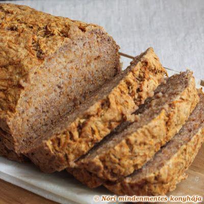 Nóri mindenmentes konyhája: Sütőtök kenyér