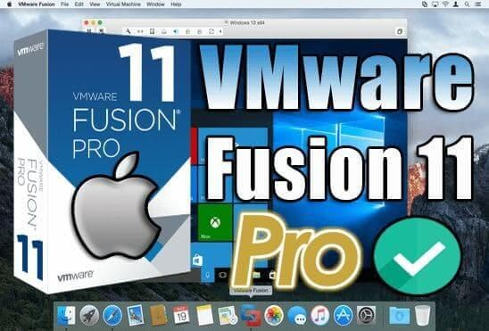تحميل برنامج vmware fusion للماك