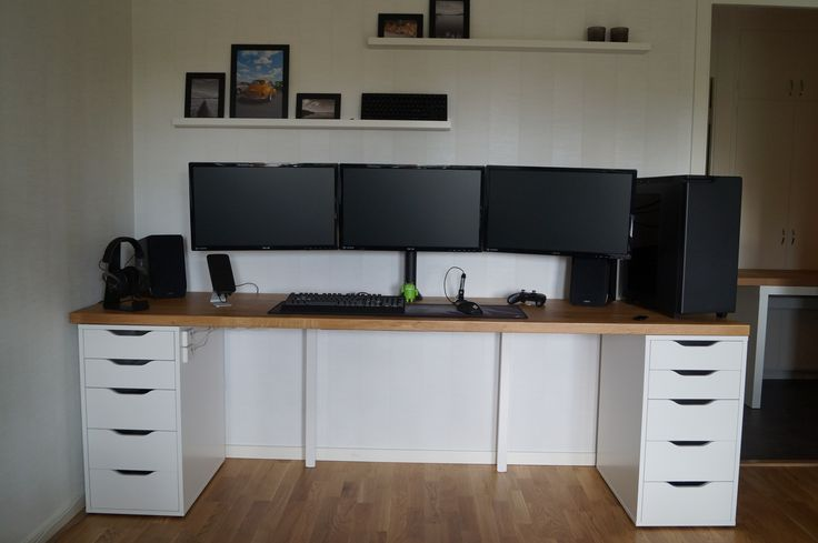 67 Best Gaming Desk Images On Pinterest Computers Pc