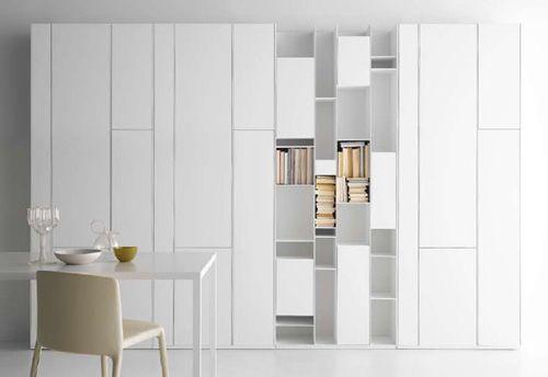 Random Bookcase - MDF Italia - 3