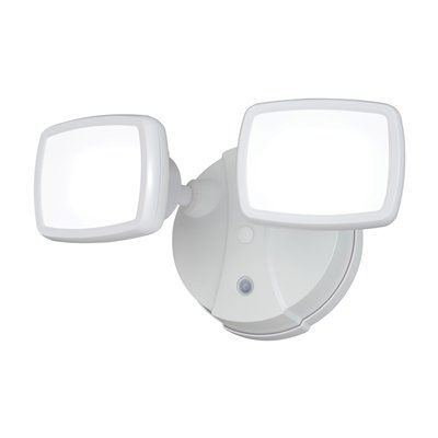 Cascadia Lighting Sigma 2 Light Dusk-to-Dawn Security Light