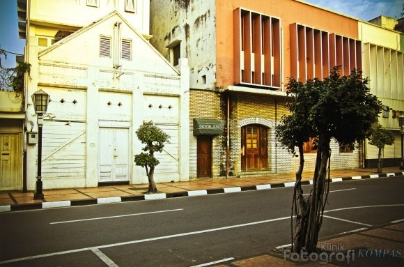 Braga Street, Bandung Indonesia