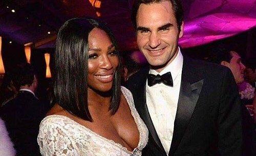 Tennis at Hollywood: Roger Federer, Maria Sharapova, Serena Williams Sizzle at Oscars 2016 (PHOTOS) - http://www.tsmplug.com/tennis/tennis-at-hollywood-roger-federer-maria-sharapova-serena-williams-sizzle-at-oscars-2016/