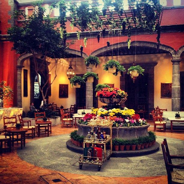 Hacienda de Los Morales in Miguel Hidalgo, Distrito Federal