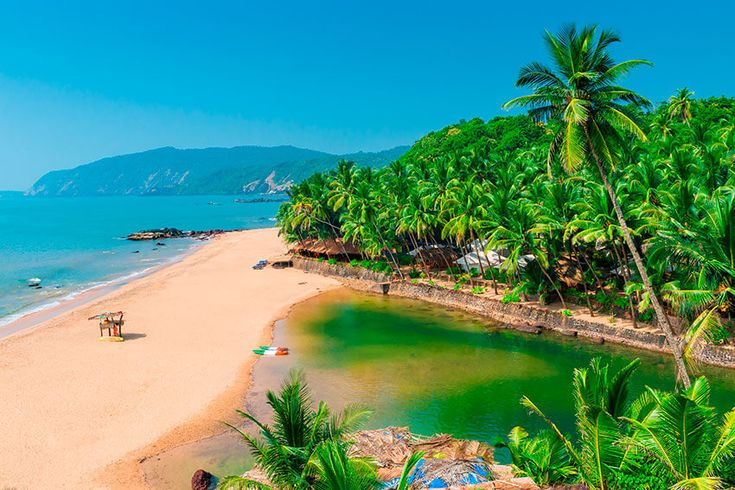 Goa, India lugares perfectos para tomarte un año sabático… Y sin gastar una fortuna