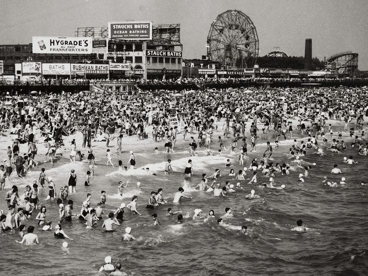Coney Island Brooklyn, New York