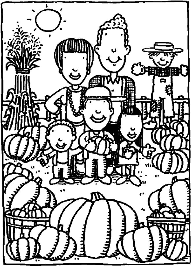 Best 25 Scarecrow coloring pages