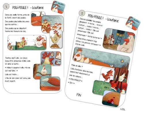 Pou-poule - Tapuscrit de Laurène -