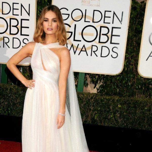 Χρυσές Σφαίρες: 8 φορέματα από το κόκκινο χαλί που είναι ιδανικά για νύφες (+βίντεο)