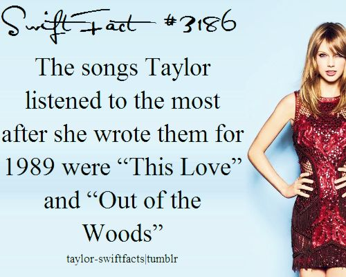 Taylor Swift Fact 3186