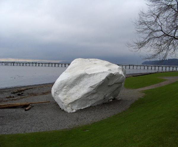 White Rock, BC.. .
