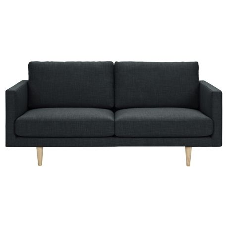 Shown in Arena Fabric in Onyx. Price may vary depending on fabric or leather upholstery.