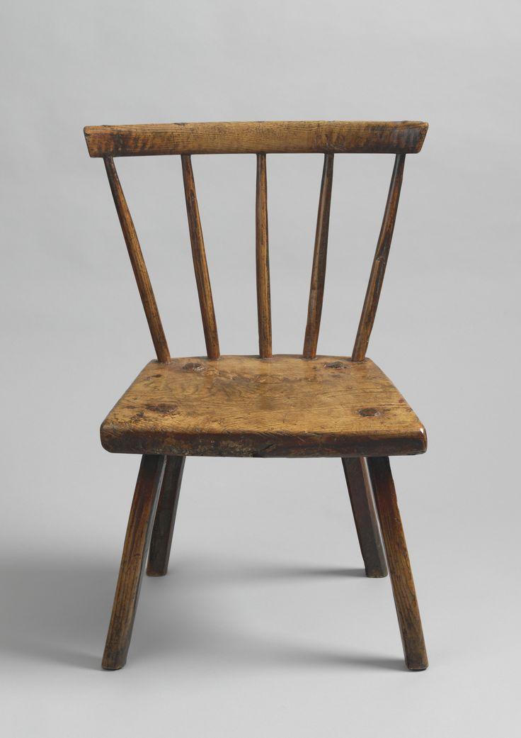 Comb back Windsor chair, ash, elm and oak, English, circa 1780
