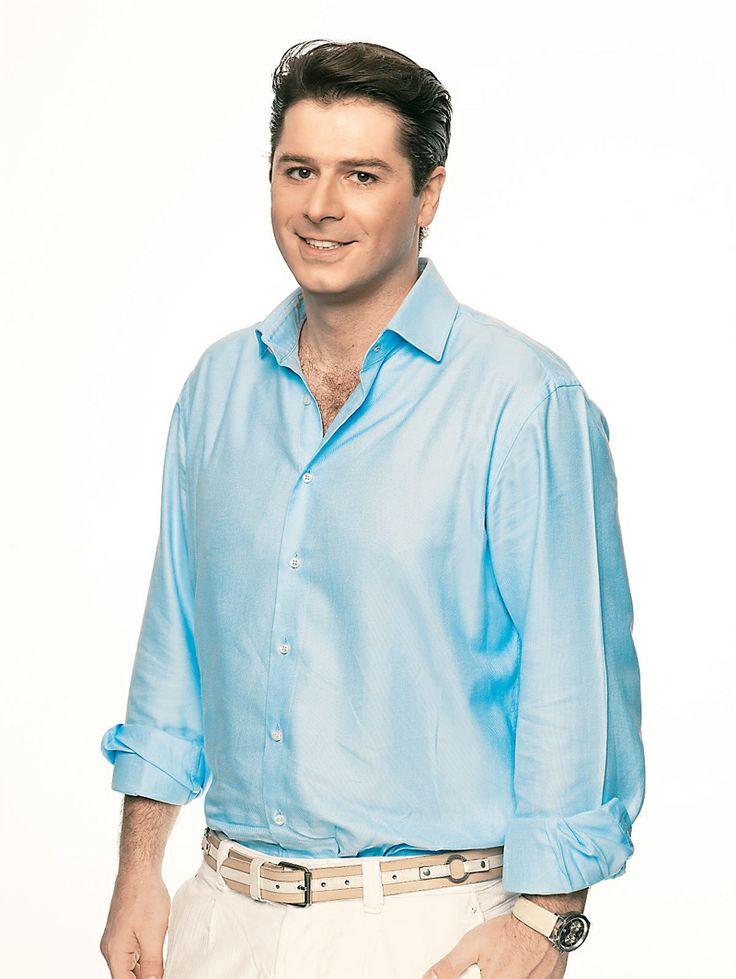Αλέξανδρος Μπουρδουμης ένας εκπληκτικός ηθοποιός τη ελληνικής TV