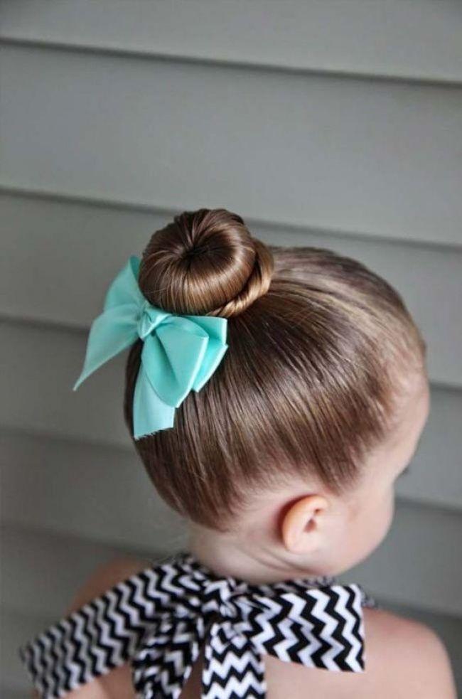 6Prácticos peinados para niña