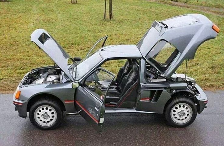 205 GTI #dadriver  #Peugeot #205GTI @peugeotes