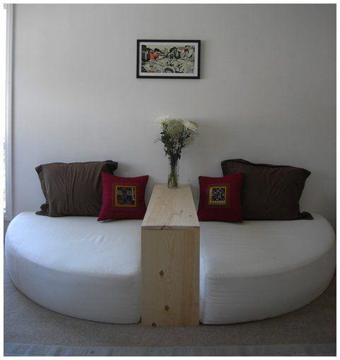 Oltre 20 migliori idee su divano rotondo su pinterest - Letto rotondo ikea ...