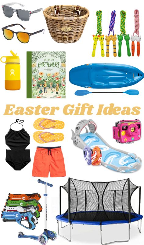 Easter Activity Gifts and Boredom Busters - Nesting With ...
