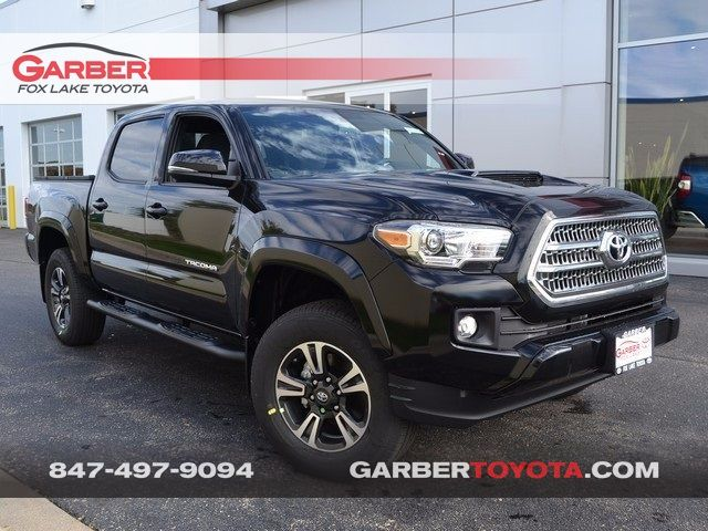 New 2017 Toyota Tacoma TRD Sport 4D Double Cab for sale - only $35,877. Visit Garber Fox Lake Toyota in Fox Lake IL serving Lake Geneva, WI, Libertyville and Waukegan #3TMCZ5AN2HM054919