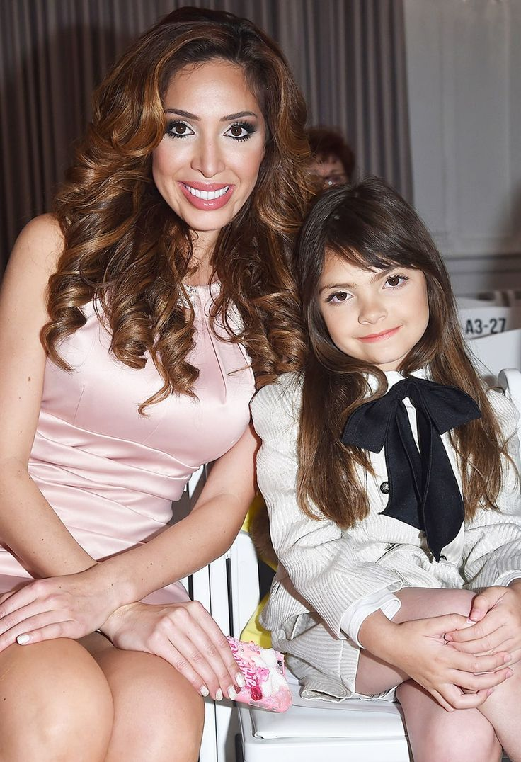 'Teen Mom OG' star Farrah Abraham boasted about daughter Sophia during her first show for her new podcast, 'Farrah