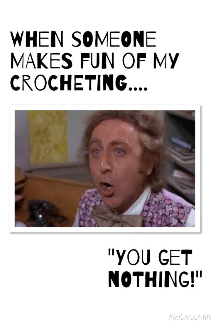 Funny Knitting Memes : Images about crochet knitting humor on pinterest