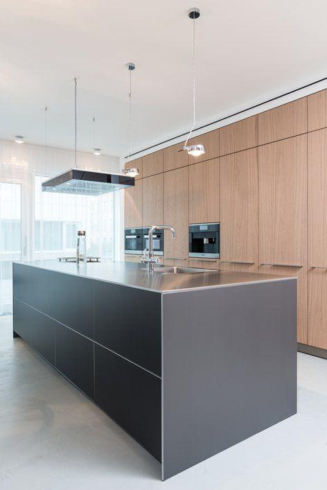 12 LOFTS, Prague, 2014 - OOOOX #kitchen #design