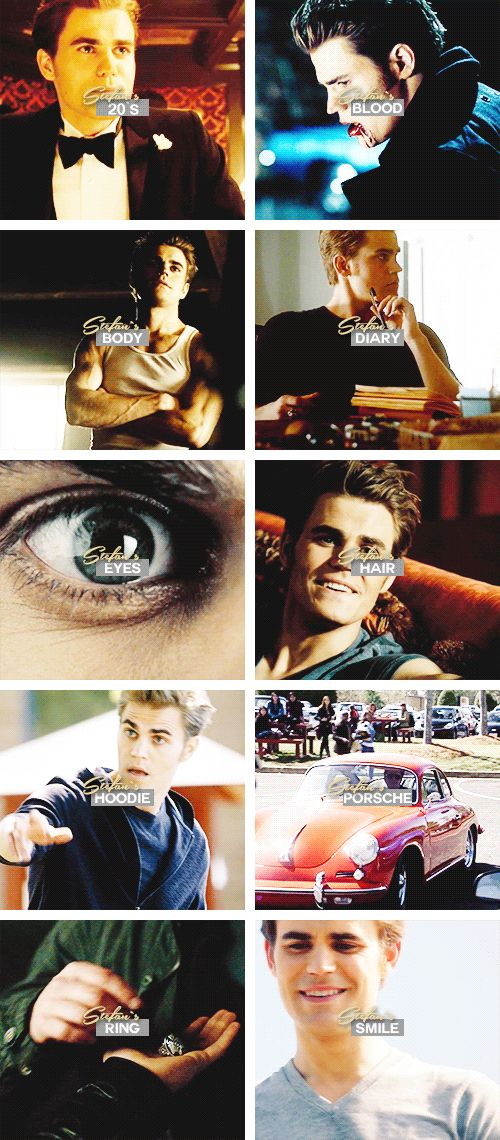 Image de the vampire diaries and stefan salvatore