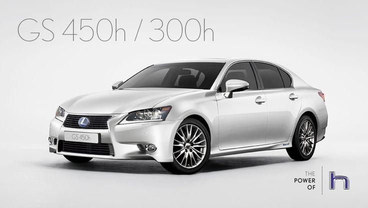 GS 450h / 300h