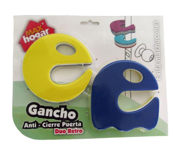 Gancho Anti_Cierre Puertas Duo Retro