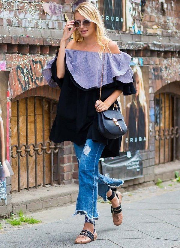 The Best Street Style From Berlin Fashion Week - Summer Street Style Fashion Looks 2017