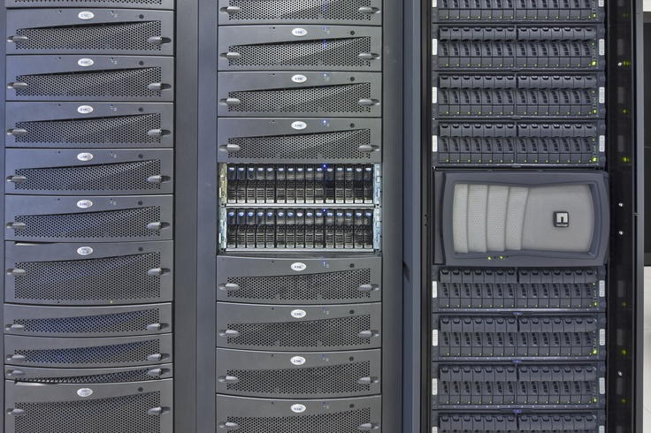 Tecnologia avanzata, innovazione e sicurezza all'interno dei nostri data center
