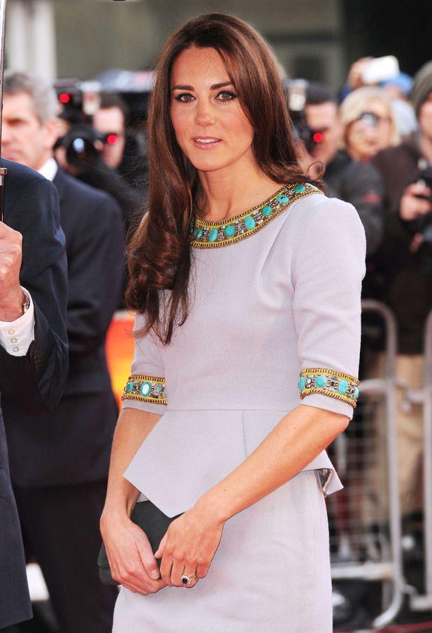 Peplum Perfection: Duchess Of Cambridge, Red Carpets, Kate Middleton, Middleton Style, Classic Fashionista, Williamson Dresses, The Dresses, Matthew Williamson, Middleton Dresses