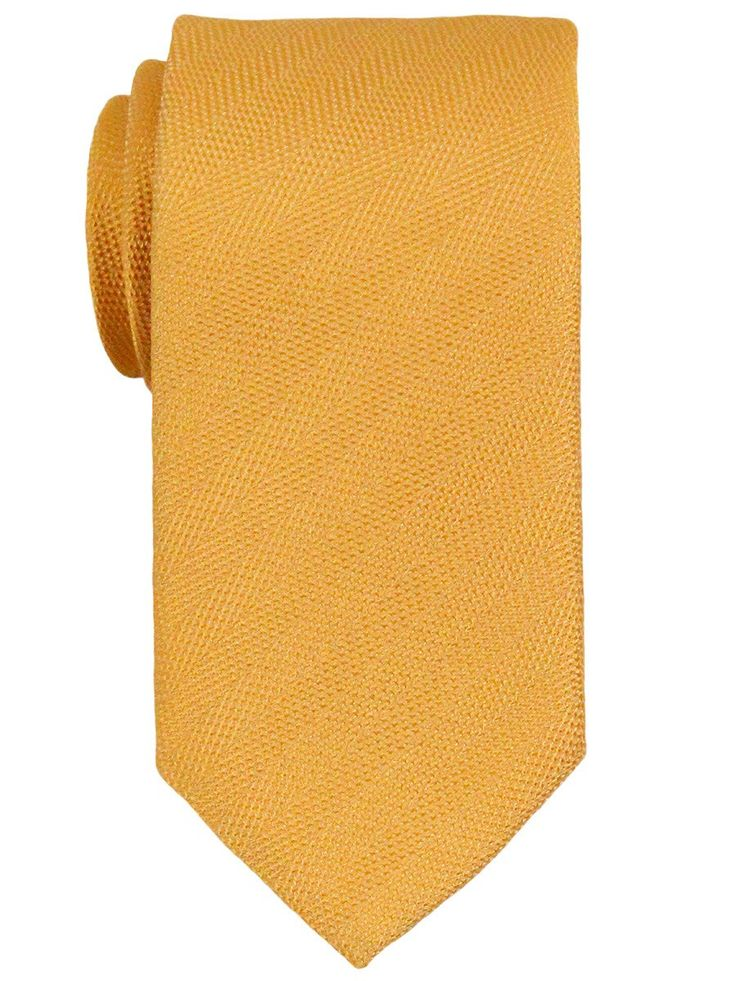 Boy's Tie 23277 Yellow from