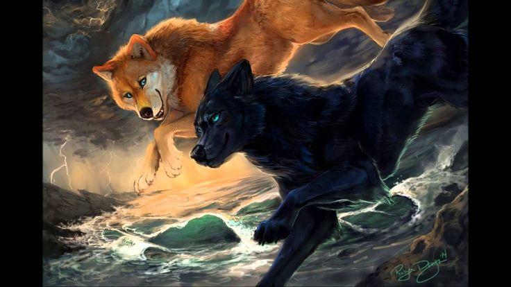 Anime Wolves Special - Pocketful of Sunshine в 2019 г ...