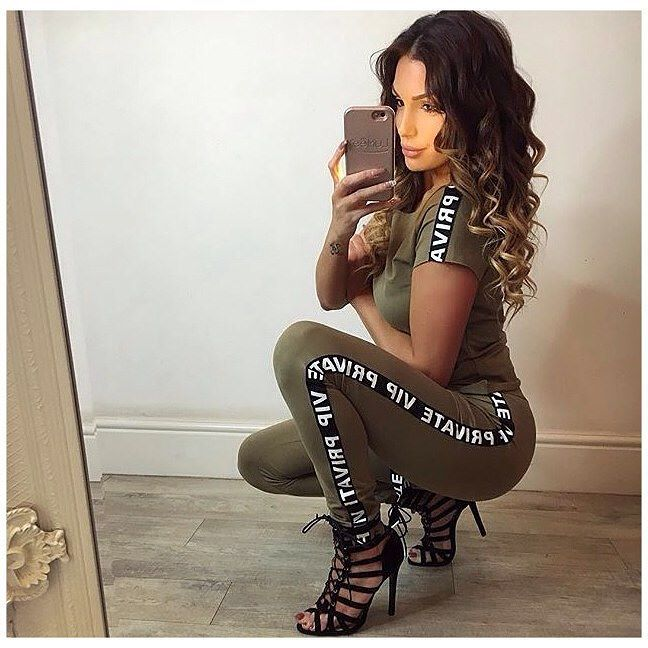 CLICK HERE http://www.youtube.com/channel/UCqEqHuax3qm6eGA6K06_MmQ?sub_confirmation=1 LOUNGE IT OUT  @katerina_themis looks in our Clara Private Loungewear Set  30 shop from link in bio #ootd #misspap by misspap