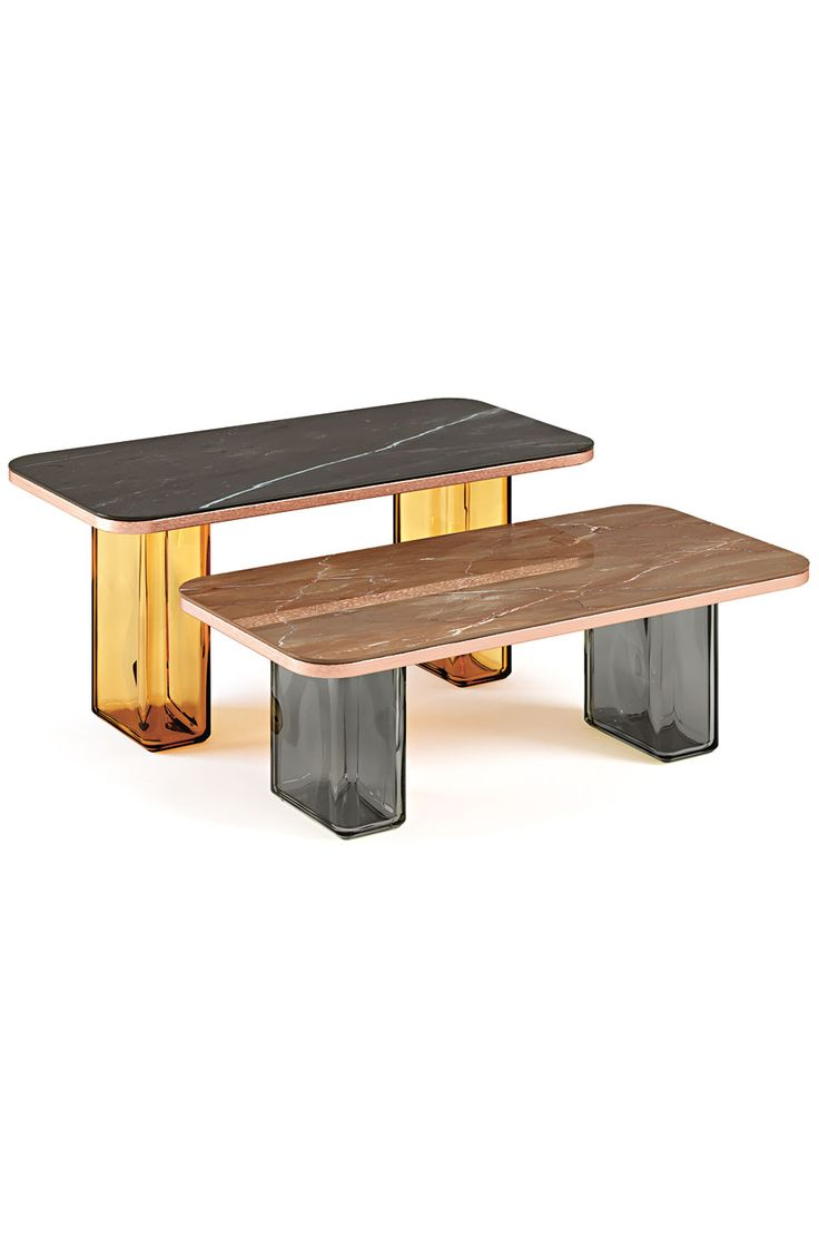 Lands Occasional Table Set Designed By Studio Klass For