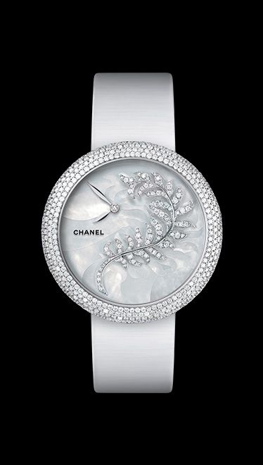 CHANEL - Watch Lesage Limited and Numbered Editions 18 Pieces Variation H4587