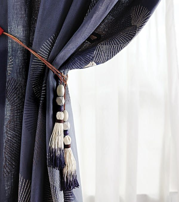 Charming Pull Back The Curtain With These Beautiful DIYs