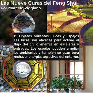9 curas por feng shui 1 objetos brillantes2 sonido 3 - Objetos feng shui ...