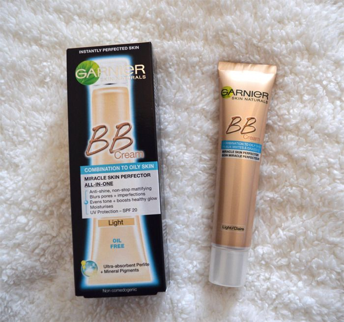 Garnier Oil Free BB Cream