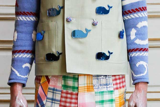 .Patchwork, Details, Knits Sleeve, A Line, Lobsters, Jackets, Bubbles, Cute Whales, Lets Go