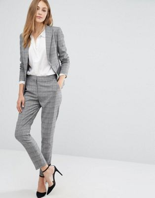 2016 £235 Reiss Check Pant Suit | Special Occasion | Suits ...